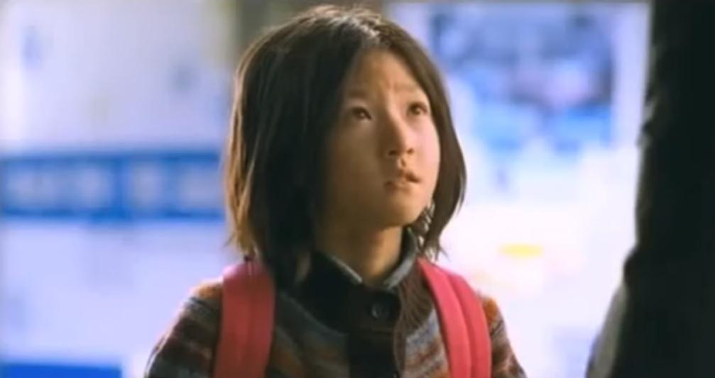 經典電影《大叔》中的金賽綸憑著真摯的演技感動觀眾,今年也已經18歲了呢!