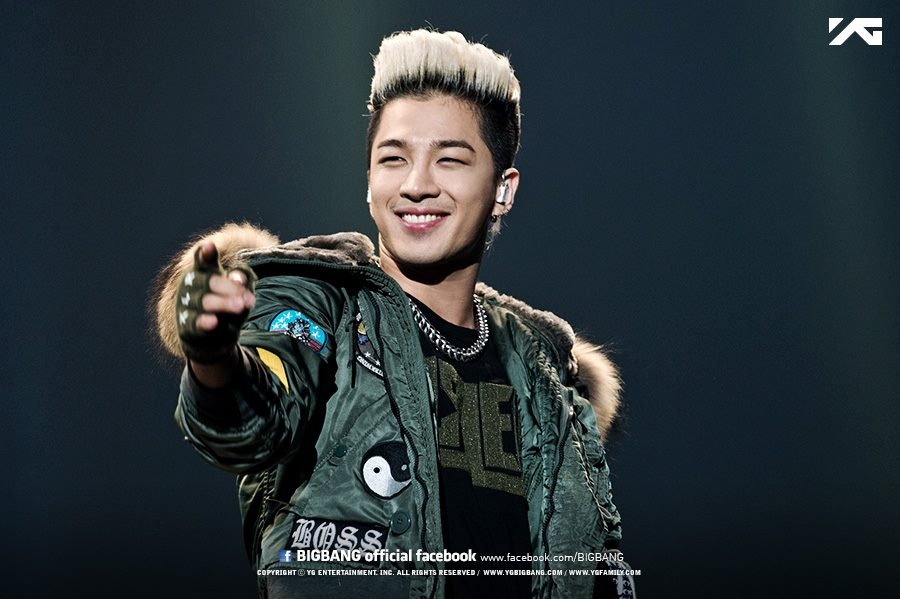 # BIGBANG - 太陽 笑眼是太陽的特色之一,就像他的名字一樣帶給人溫暖的力量!