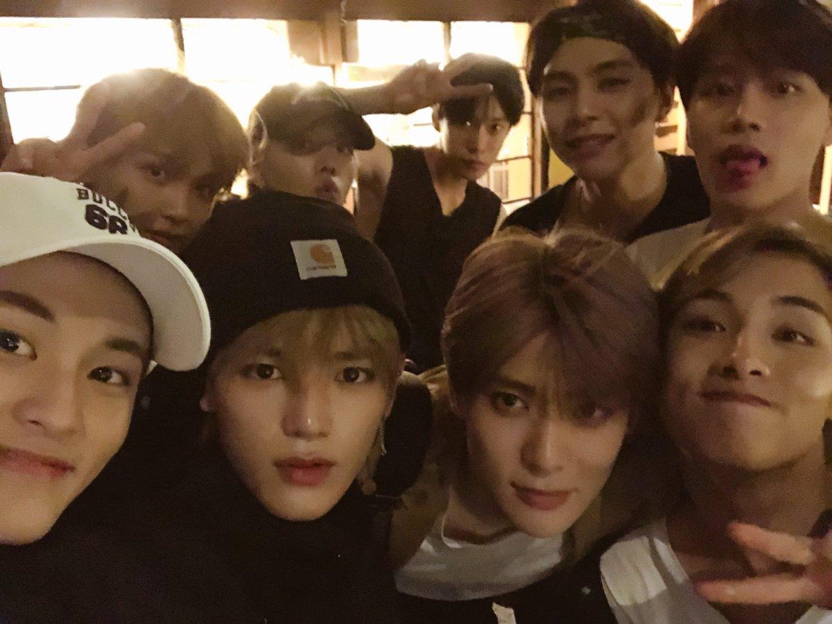 新一代舞蹈強者代表團體「NCT」,大家光欣賞表演都來不及了,應該也很難發現他們舞蹈動作的背後含有什麼意思吧!