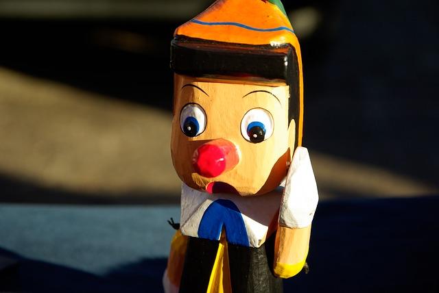 幾乎人人都說過,在我們生活中常見的這些謊言。小木偶皮諾丘如果說謊的話,鼻子就會變長,因為我們不會這樣,所以即使說謊,也不一定會被發現。