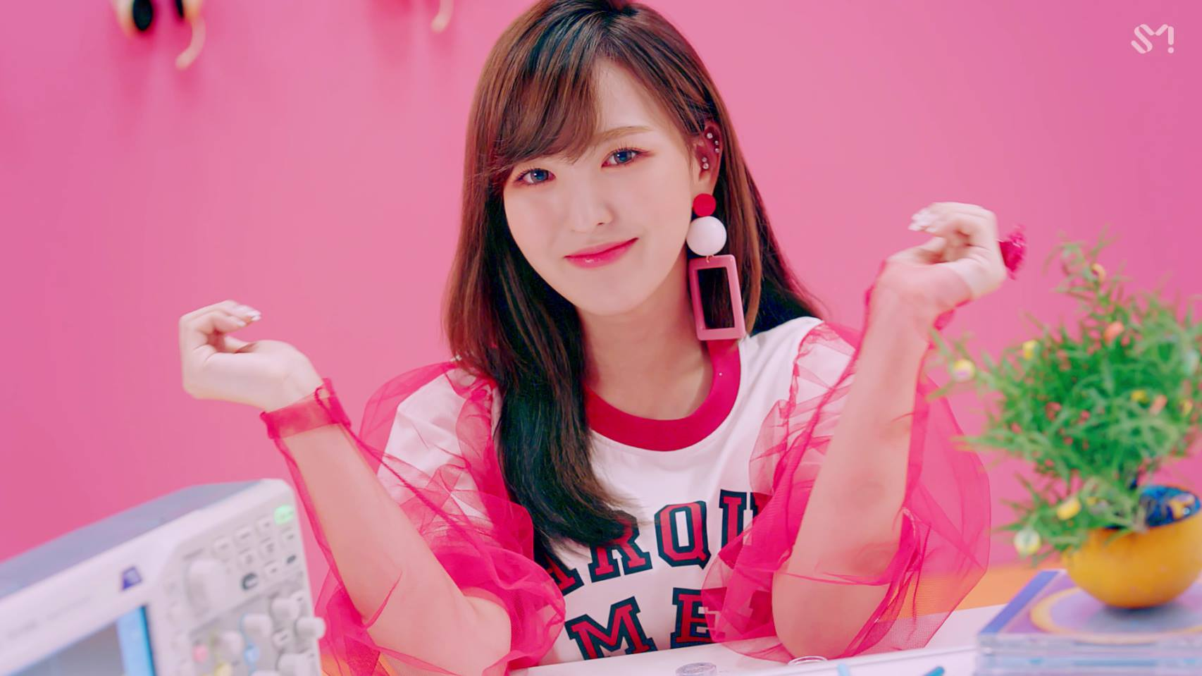 # 第十四名 : Red Velvet - WENDY ( 349票 )