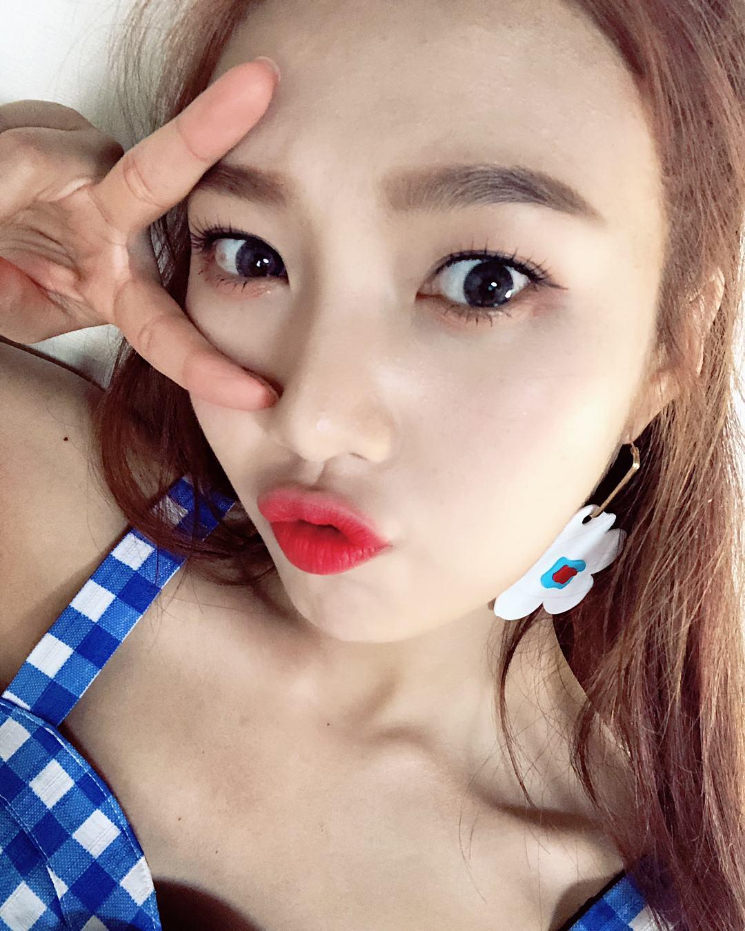 # 第六名 : Red Velvet - JOY (  504票 ) *JOY和YERI因票數相同所以共同6位呦~