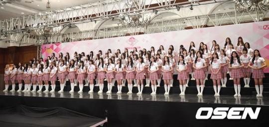 根據韓國媒體報導,有些粉絲為了應援自己PICK的練習生,甚至不惜花大錢購買高價的禮品來收買其他人,因此網友們對於投票出來的名次有所疑慮