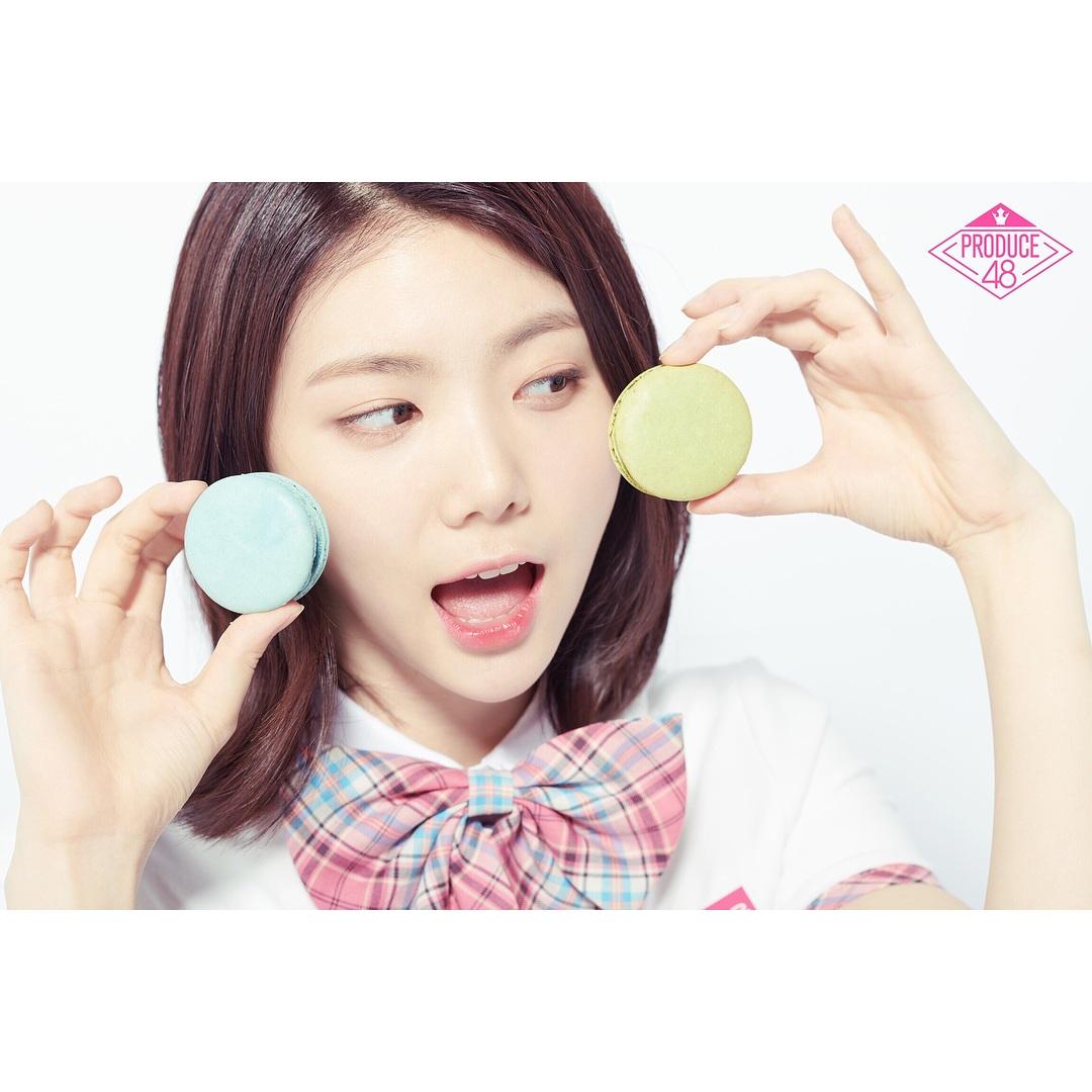 TOP 14 李佳恩(Pledis娛樂)