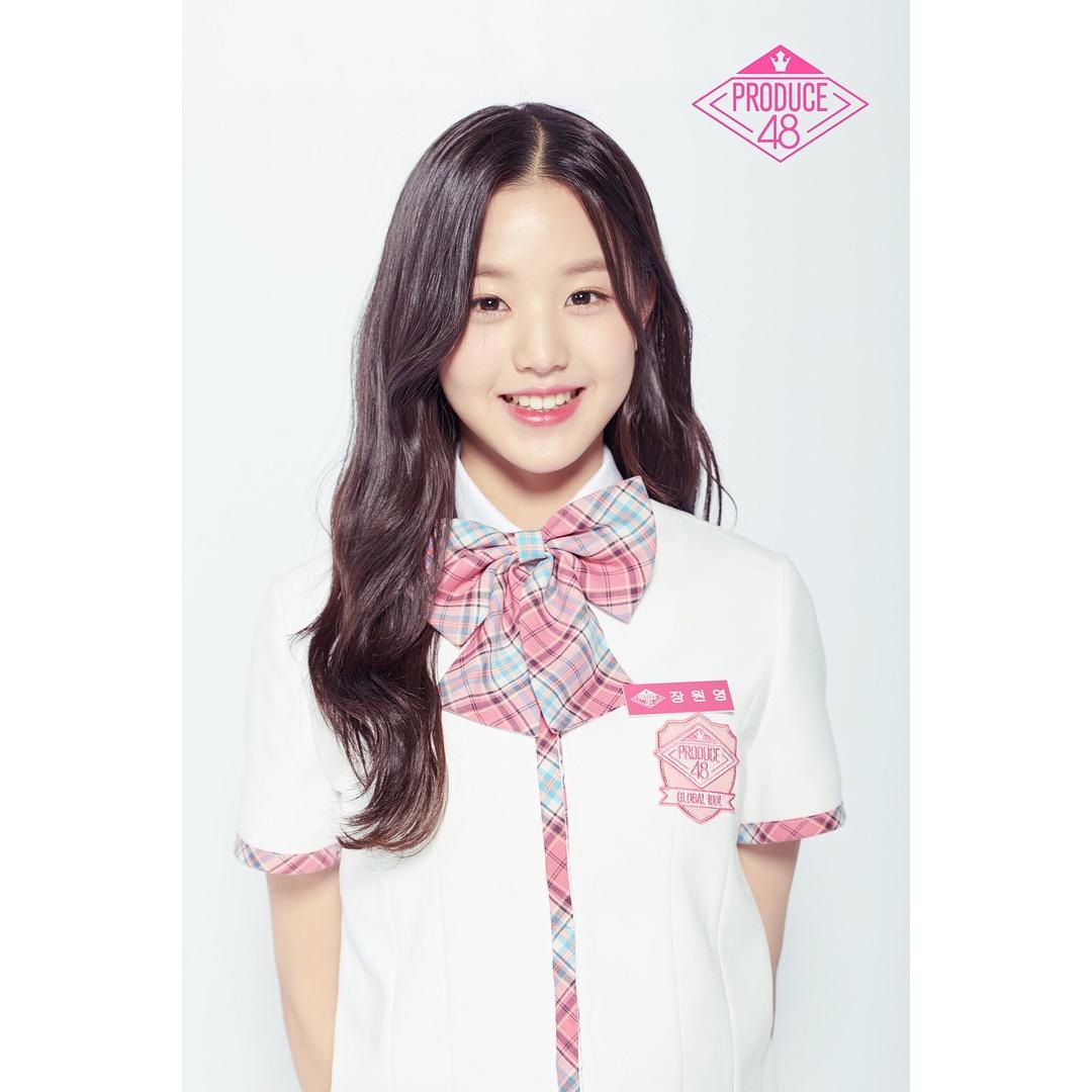 TOP 1 張元英(STARSHIP娛樂) 元英生日快樂!