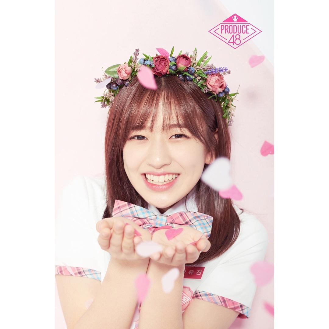 TOP 5 安宥真(STARSHIP娛樂)
