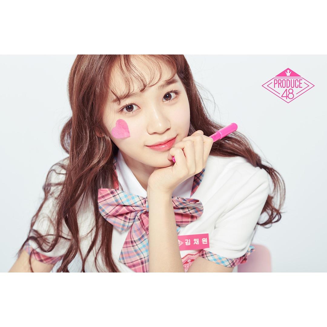 TOP 10 金采元(Woollim娛樂)