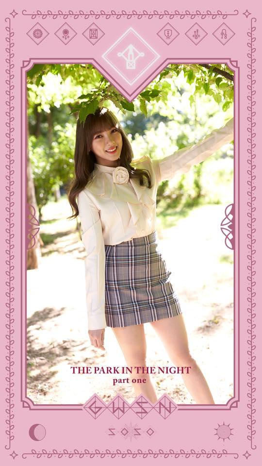 成員除了分別來自韓國、日本,其中裡面有一位台灣女孩Soso! 大家別忘了要支持Soso哦!