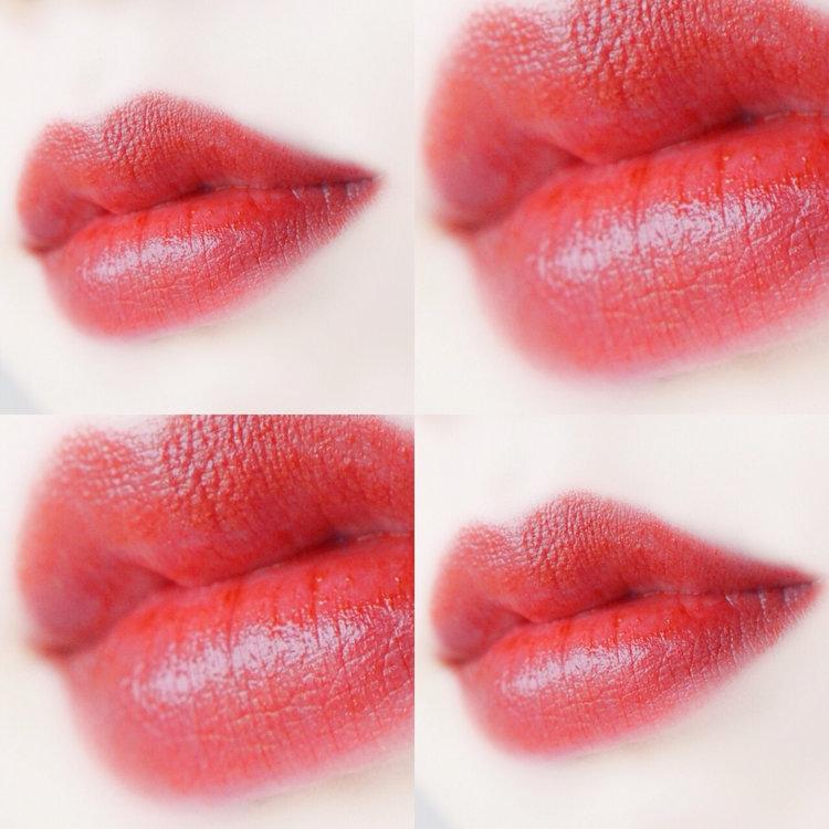 除此之外HOLDLIVE的唇膏也是相當有名的!光從圖片就可以看出來滋潤度的表現相當好,塗抹上去完全沒有死皮或是顯唇紋,也沒有厚重的感覺,一擦上去氣質直接飆到98,感覺是很適合見公婆的一款唇膏XD