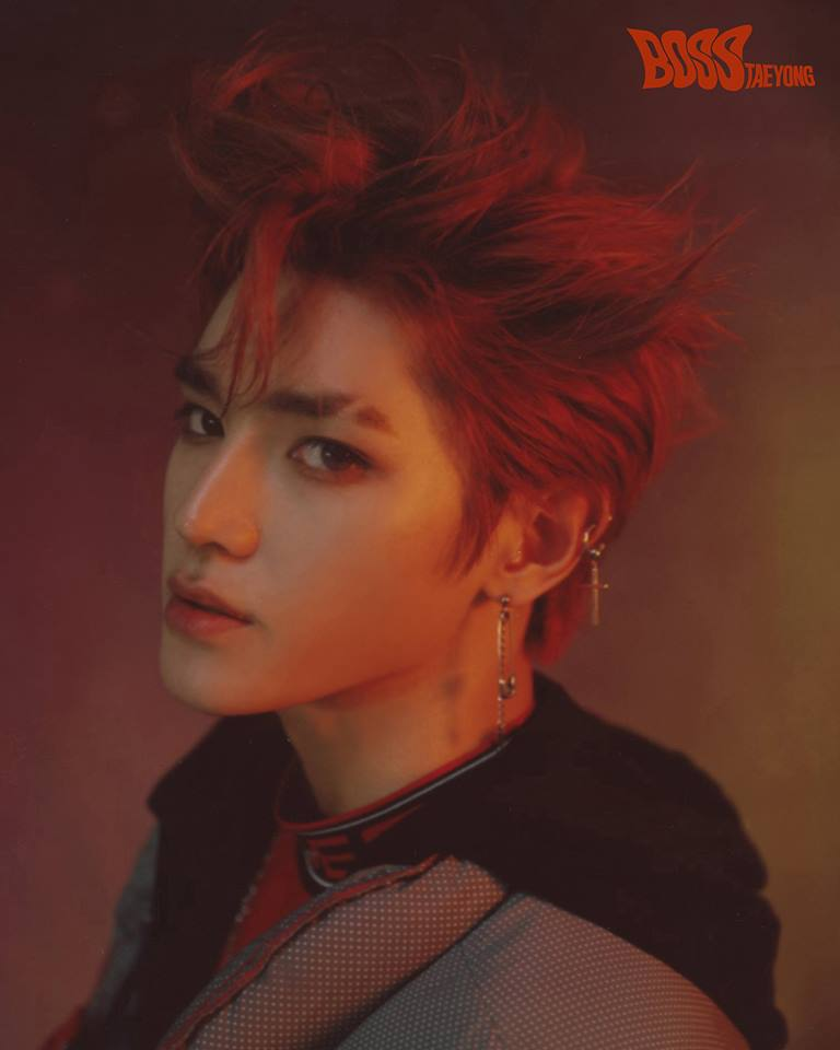 # NCT - 泰容 泰容每次戴起耳環再配上他的美顏爆擊,完全魅惑到不行啊~~~