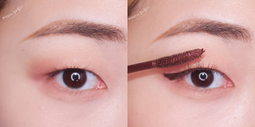 這次推出的三個新色,如果喜歡自然、柔和眼妝的女孩,可以選擇咖啡色,另外如果想要有點特色,紅棕色款必收,不會太過明顯,卻能讓你的眼神看起來很不一樣。