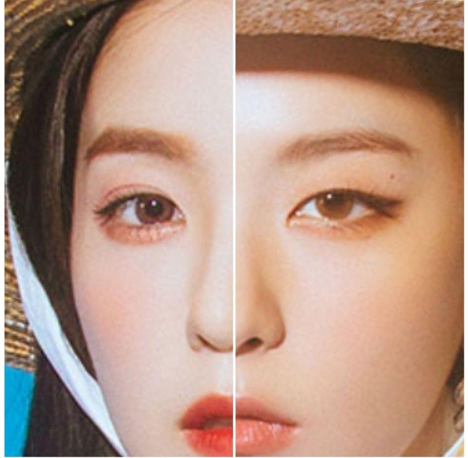 多看幾張照片是不是覺得快要臉盲了呢?ㅋㅋㅋ 粉絲們也覺得Irene和SEULG這一組撞臉很特別嗎? 歡迎留言跟大家討論喔!^^