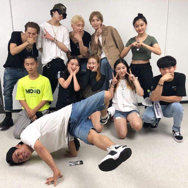 大家有follow到KBS最新的選秀節目「Dancing High」嗎? 節目內容是以10至19歲的青少年為對象,讓他們以舞蹈進行競賽。