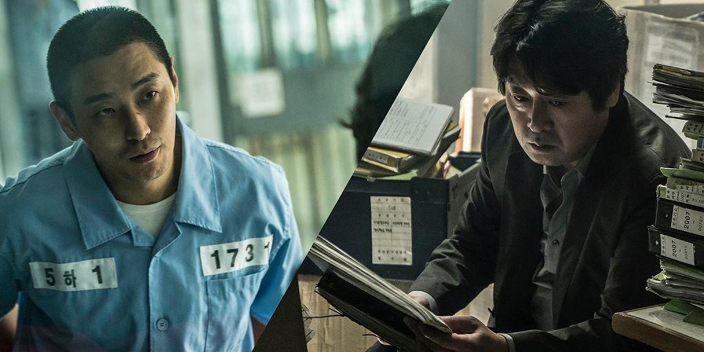 朱智勛在《七罪追緝令》合作影帝級大前輩金倫奭,學習道地釜山方言又必須詮釋殺人魔的角色,雙重壓力下讓他胃痙孿而急診,真的付出很多心力。 金倫奭雖然演過不少次警察,但他覺得這次的角色是他心中最正直的警察,細膩的演技馬上會讓觀眾投入其中。