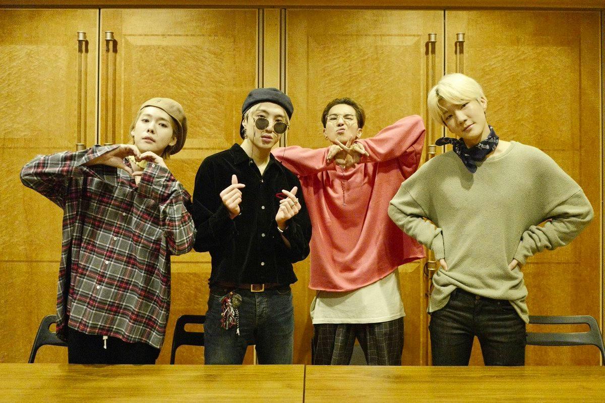 跟Lovelyz一樣,除了姜昇潤是獨生子之外,其他成員都只有姐妹!