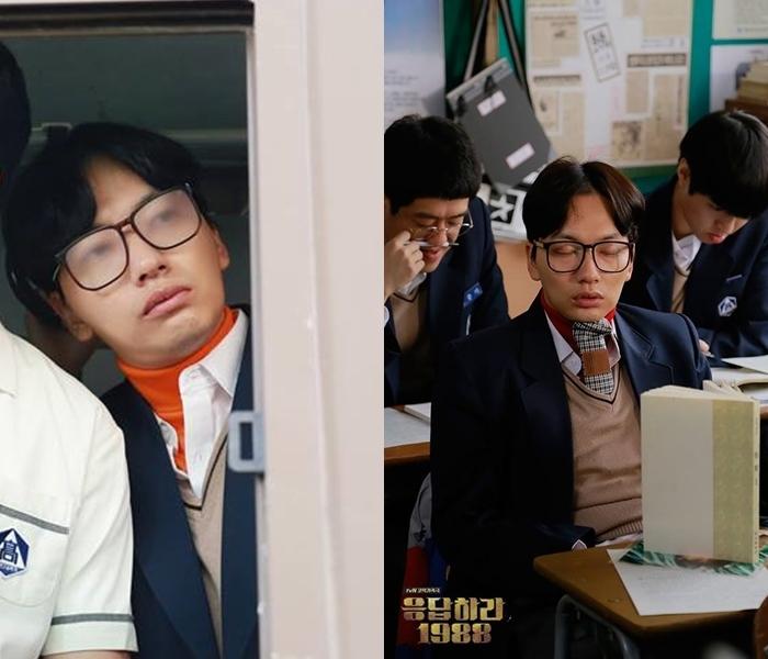 李東輝在《回答吧1988》不可或缺的角色之一「柳東龍」,劇中搞怪的性格讓大家對他更是印象深刻,根本無法想像沒有東龍的《回答吧1988》啊!