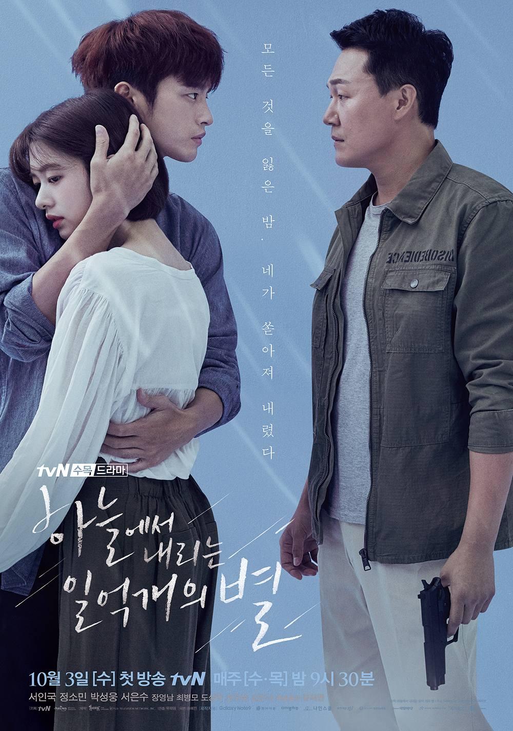 十月真的是各種新劇上檔,其中小編要跟大家介紹的是這部由日劇翻拍的tvN水木連續劇。