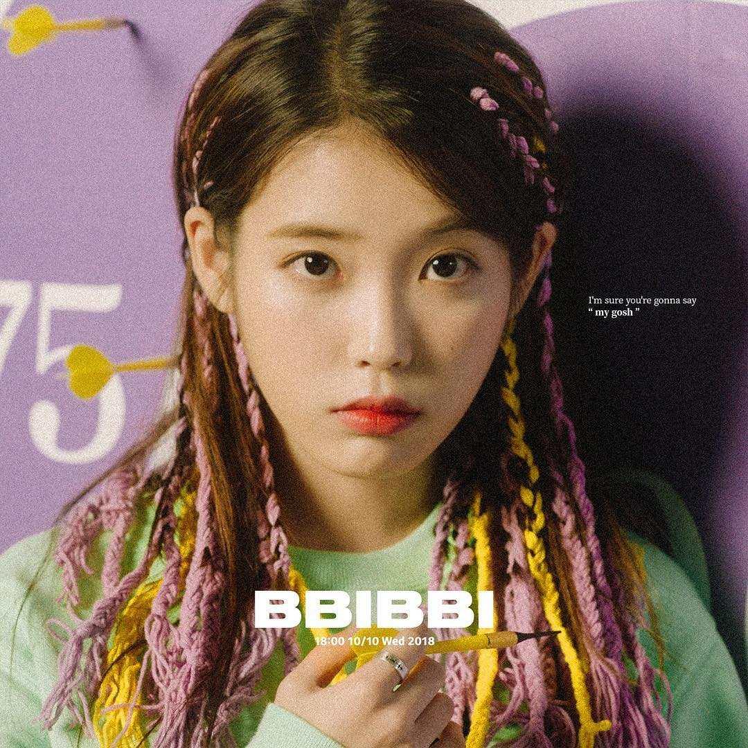 IU的新歌「BBI BBI」將在10月10日台灣時間5點公開,這次鮮明的色彩風格早已經讓許多歌迷等不及到底IU這次會以什麼路線回歸歌壇。