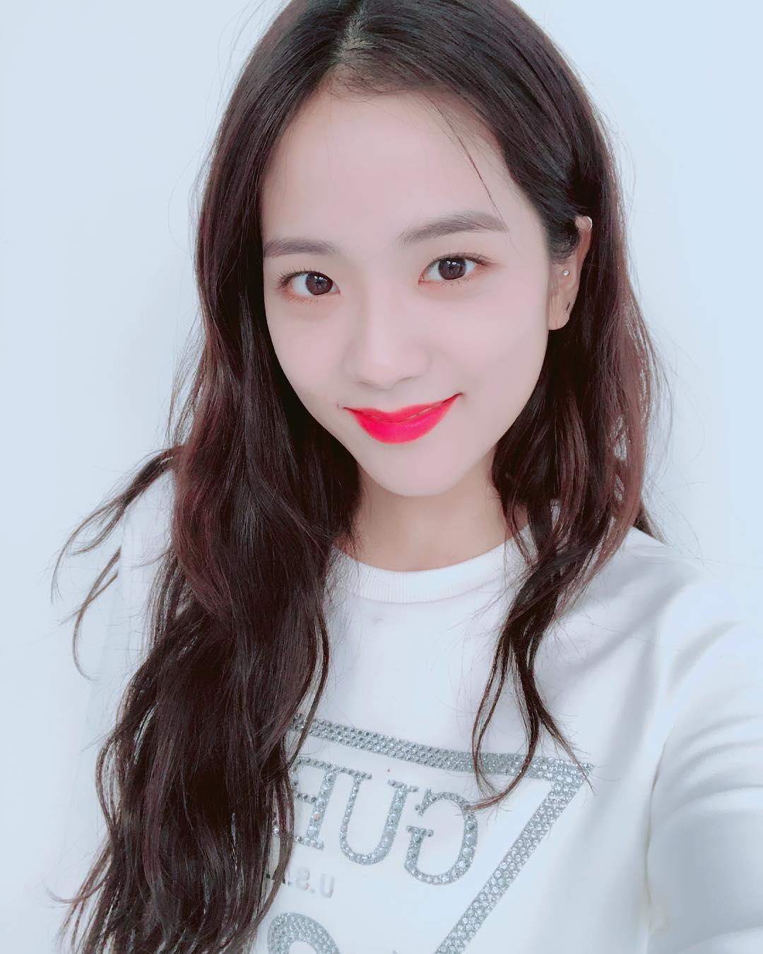 而最近韓國網友發現有一對高顏值同齡朋友誕生了! 其中一位主人公是BLACKPINK的JISOO。
