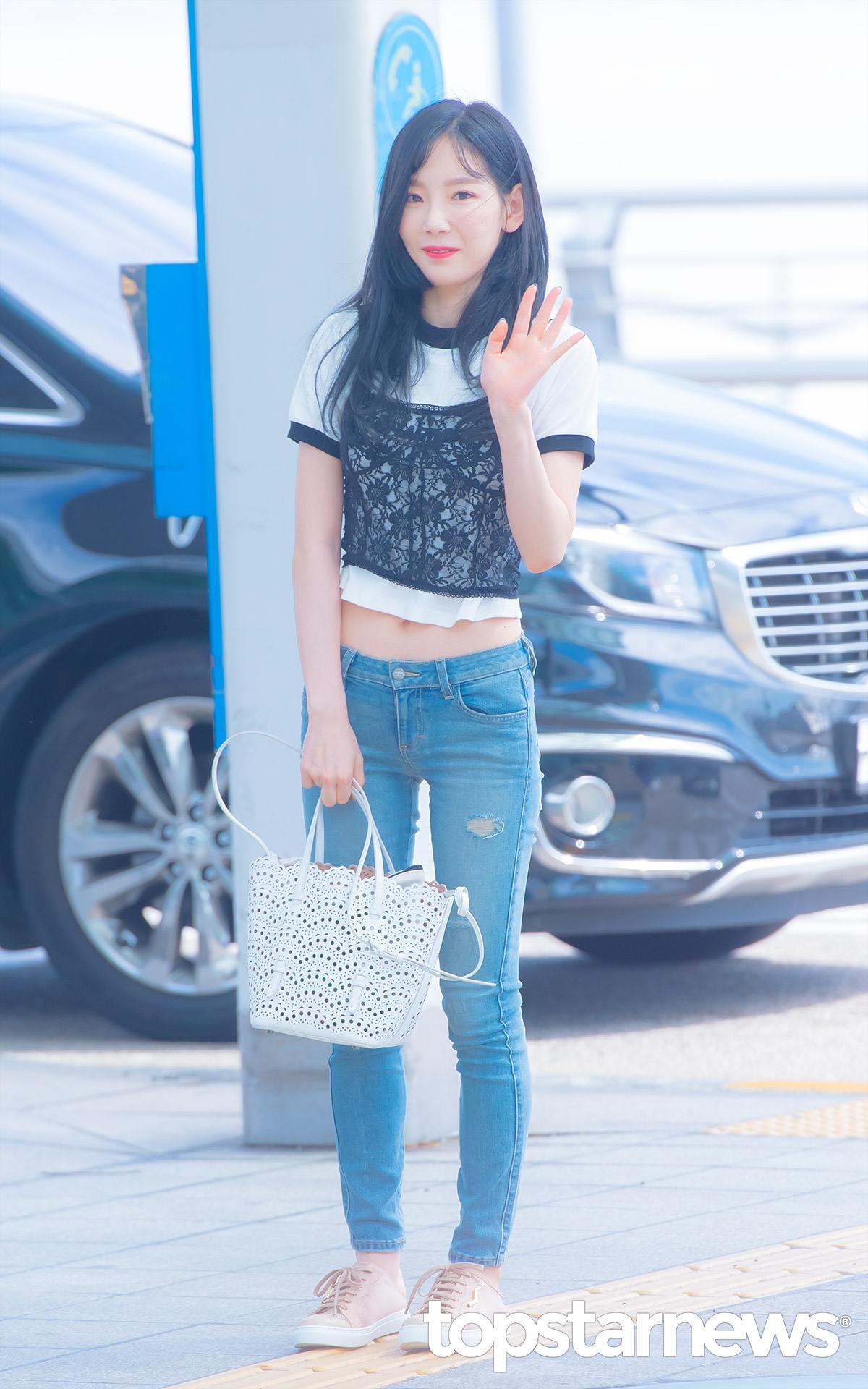 # 少女時代 - 太妍 有著「精靈王」、「紙片人」別名的太妍,真的讓人好想把她裝在口袋裡帶走阿XD