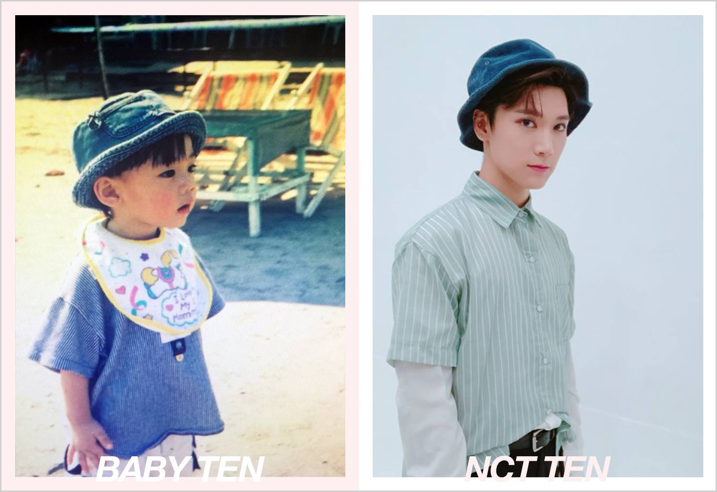 TOP 6 NCT - TEN 得票數 1,421,698票 身為NCT唯一的泰國籍成員,TEN有著深邃的五官及獨有的魅力,難怪能在那麼多人的NCT中殺出血路,得到第6名阿!