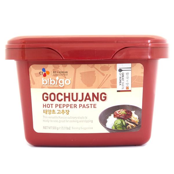 4. gochujang 這個字已經越來越多人用,就是韓國的辣椒醬~~