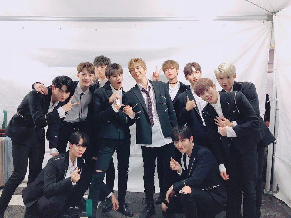 第三組是預計於11月19日推出新專輯的Wanna One,相信粉絲們對這可能將是「最後一次的回歸」都感到十分不捨吧ㅠㅠ