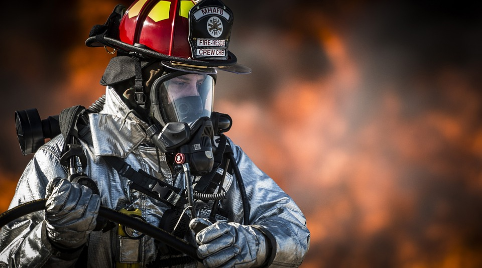 消防局表示火勢並沒有蔓延成更嚴重的火災真是不幸中的大幸。