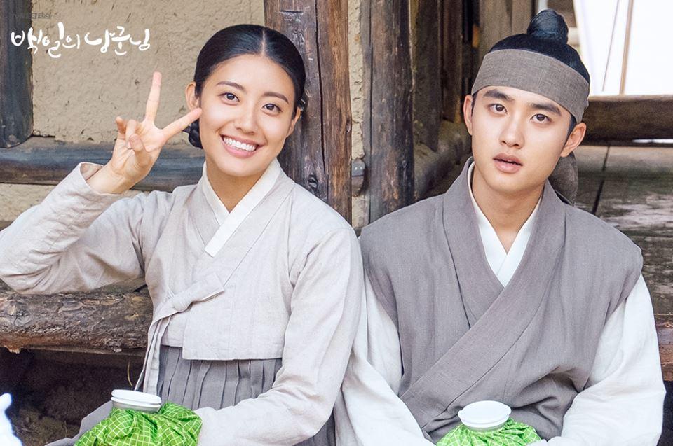 由都敬秀、南志鉉主演古裝劇《百日的郎君》從開播至今收視率不斷上升,每周播出除了話題不斷之外,收視率更在第10集超過了10%,創下tvN電視台月火連續劇的最高收視率!