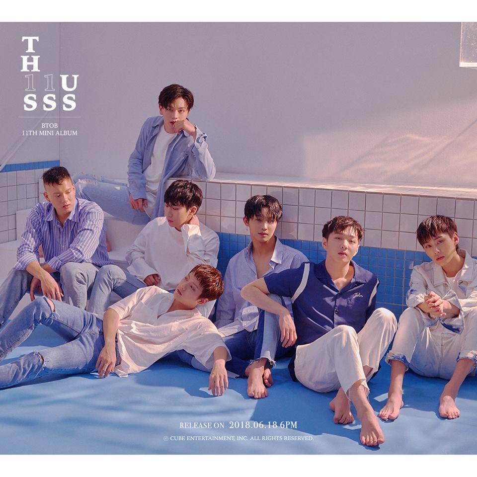 這也是BTOB繼夏季推出的迷你專輯《THIS IS US》後,時隔五個月的回歸。