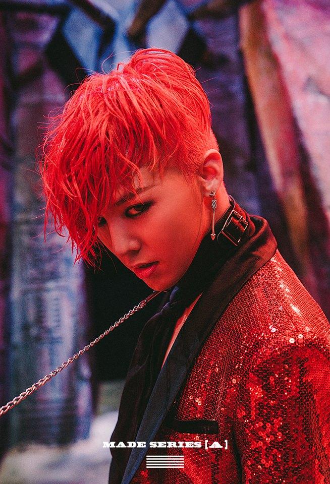 # BIGBANG - G-Dragon 《BANG BANG BANG》MV一出,相信所有人都被GD紅髮的魅力給吸引了吧!不愧是引領風潮的絕對性指標呢~~