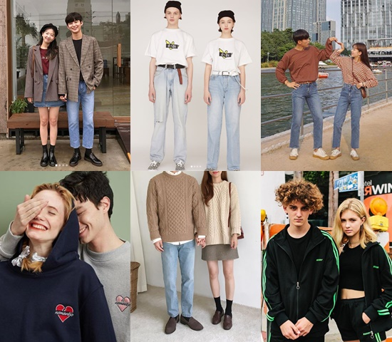 「情侶穿搭」認真來講也是一種為感情增溫的小祕方,搭得好完全就是閃度爆表又增加對彼此的好感度,有種一起朝同個方向前進的親密感(?)但說到你穿M我穿S的同款情侶衣,現在真的已經不行了out!今天就透過6間韓國網店和品牌,一起來看看couple look還有哪些選擇吧!