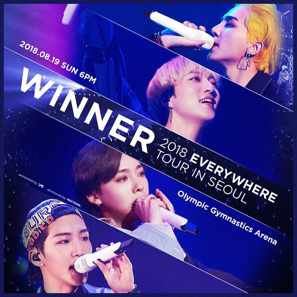9月底曾來到台灣舉行巡迴演唱會的團體「WINNER」!2014年出道至今已擁有多首膾炙人口的歌曲,人氣相當火熱