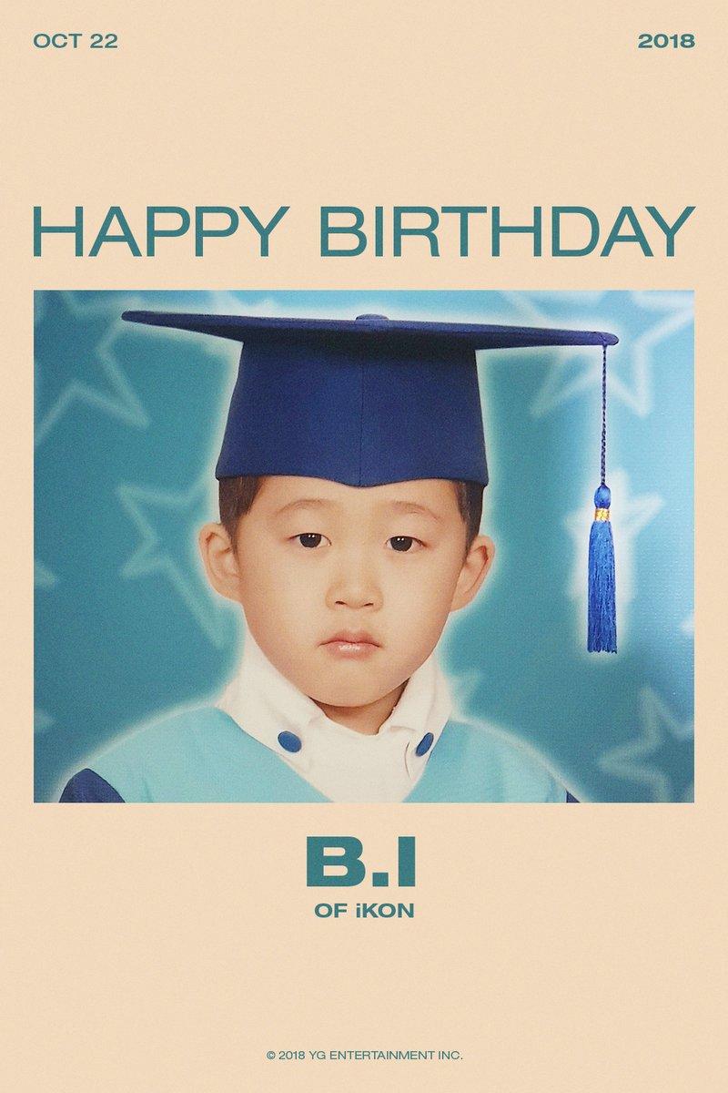 而今年在他生日當天10月22日,B.I更捐款了1,022萬元!