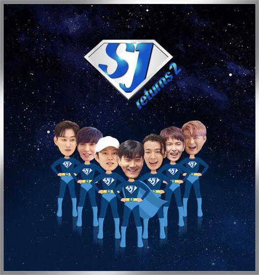 而《SJ RETURNS》也要推出第二季啦!! 去年10月播出的《SJ RETURNS》講述了成員們準備第八張專輯《PLAY》的錄音花絮以及MV拍攝現場等等。新推出的《SJ RETURNS 2》則將以完全不同的主题概念呈現,讓人非常期待!