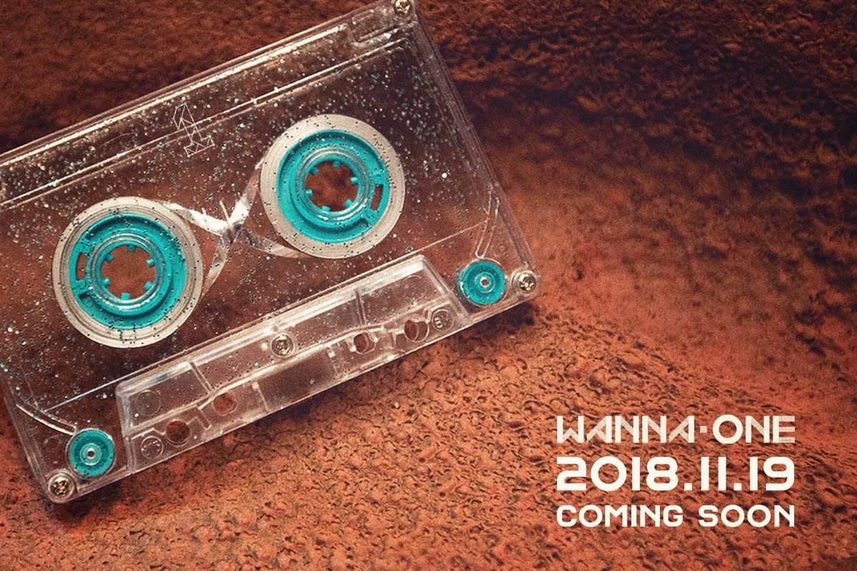10月24日官方上傳了一張錄音帶的照片,之後也在11月26日上傳了一段錄音,錄音的內容弄哭了好多Wannableㅠㅠ