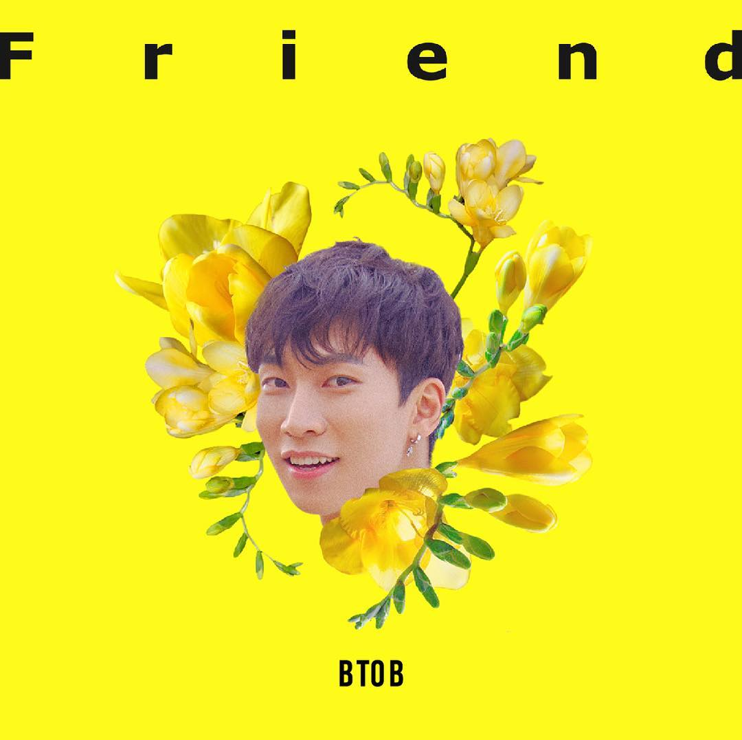 BTOB在10月23日公開了徐恩光入伍前一起錄製的特別單曲《Friend》,是一首團魂十足的歌曲,大家都聽了嗎?