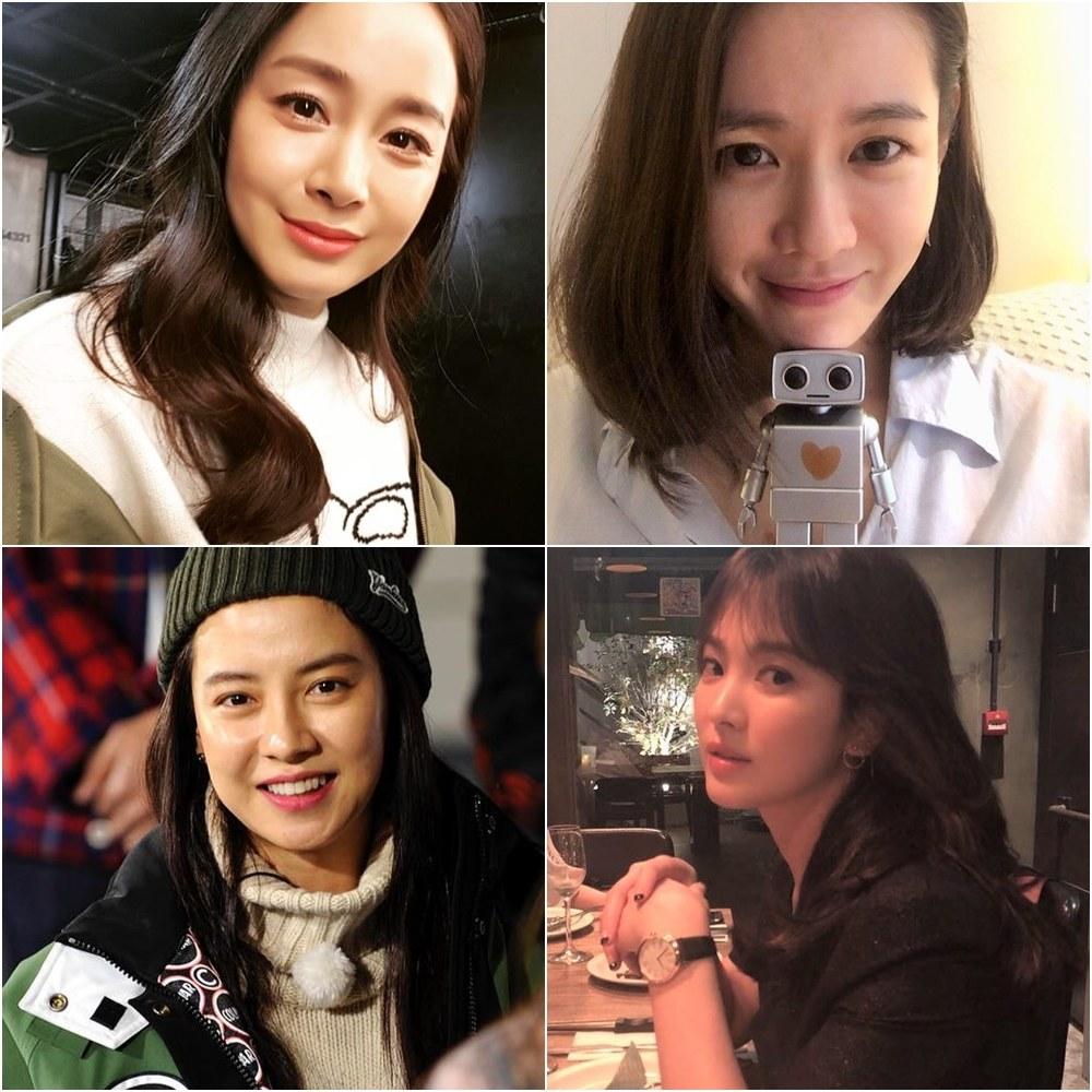 許多網友紛紛開始列出韓國沒有整過形的藝人名單,像是全智賢、金泰希、宋智孝、韓孝珠、宋慧喬、「少女時代」潤娥、f(x)Krystal等等眾多韓國公認的天然美人。