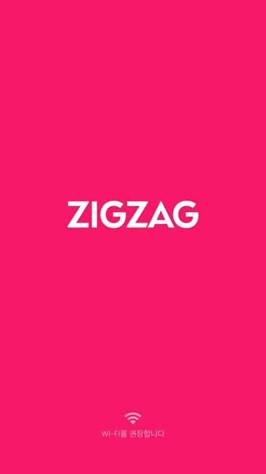 首先這位呢,叫做ZIGZAG,是摩登少女在韓國時被友人介紹的穿搭兼購物app,不載不知道,一開不得了,每天照三餐打開滑,然後一個不小心卡就刷下去,窮到只能餐餐吃泡麵也在所不惜(真的很誇張),好那要開始介紹囉,容易失心瘋的朋友們請小心服用。