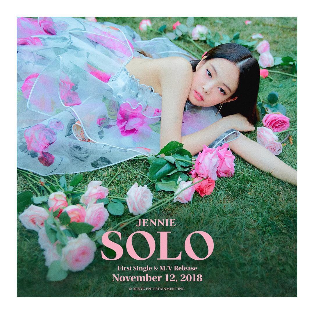 即將於11月12日推出個人SOLO專輯的 BLACKPINK 成員 - Jennie,日前與劉在錫、張度妍等人共同出演的新綜藝節目《美麗的秋天村莊 Michuli》,在最新釋出的預告片中,在快問快答時展現了Jennie呆萌的魅力