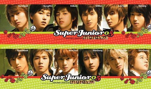 不是E.L.F.(SUPER JUNIOR歌迷名稱)的人也許不知道他們一開始只是限定組合,所以在第一張專輯中不只是單單寫上「SUPER JUNIOR」而是寫著「SUPER JUNIOR 05」。但是幸好最後跟公司好好溝通之後成為現在走了十三年的SUPER JUNIOR。