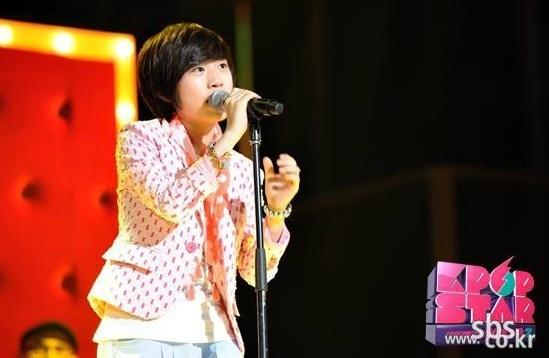 大家還記得5年前的《K-pop Star 2》中有個備受矚目的小男孩嗎?