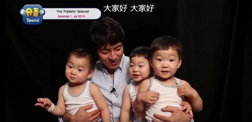 大家還記得超可愛的三胞胎–大韓民國萬歲嗎?從節目下車後,大家都超想他們的,還好爸爸宋一國時常在IG上放上三胞胎的最新照片,讓姨母們解解饞~~