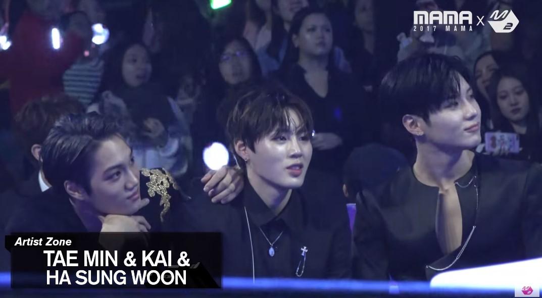 兩人的好友關係是從SHINee泰民為首組成的「泰民LINE」這群演藝圈好兄弟可以說是集結各家大勢男團,EXO的KAI也是成員之一,陣容堅強阿~