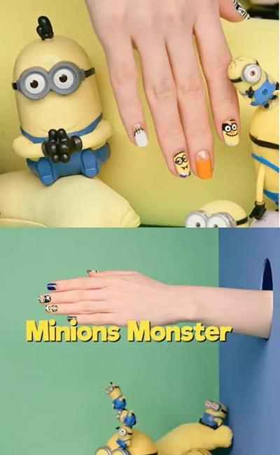 Minions Monster(萬聖節特別款)  今年萬聖,小小兵化身德古拉、木乃伊等小怪物來要糖啦~還不想從萬聖氣息裡走出來的妳,可愛的小怪物系列陪妳每天過萬聖!