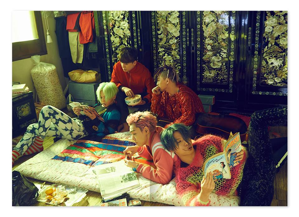 第6名 BIGBANG 果然是BIGBANG啊!四名成員都去當兵影響力還是很大,目前還有忙內勝利在活動,近期在許多綜藝節目上都可以看到勝利,笑果十足的他當然是收視保證!