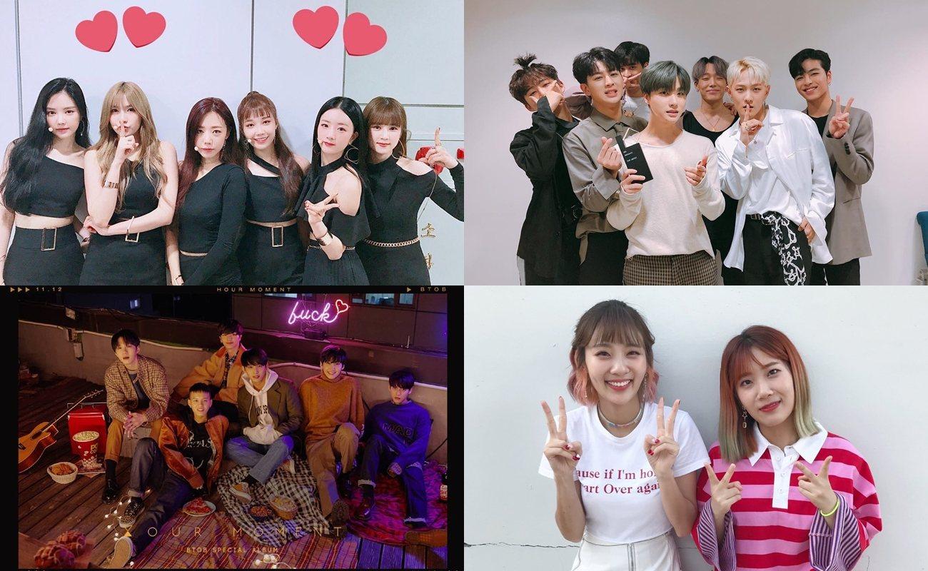 其他包括Apink、iKON、BTOB、臉紅思春期也都在 TOP10 名單中,進入MMA TOP10之所以重要是因為年度藝人、年度專輯跟年度歌曲這三大獎項,基本上都是由前10名的歌手中獲得,也就是說獲得TOP 10,就有可能獲得最後3個大獎!