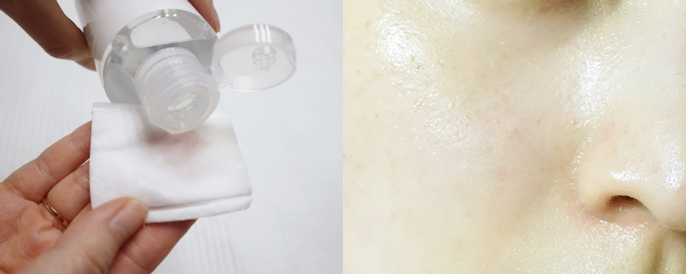 夏天若是覺得肌膚很油膩很煩悶,不想要上這麼多保養品,就可以使用這款茶樹精油化妝水輕輕擦拭肌膚就可以了。或是浸濕整個化妝棉拿來濕敷也很適合~