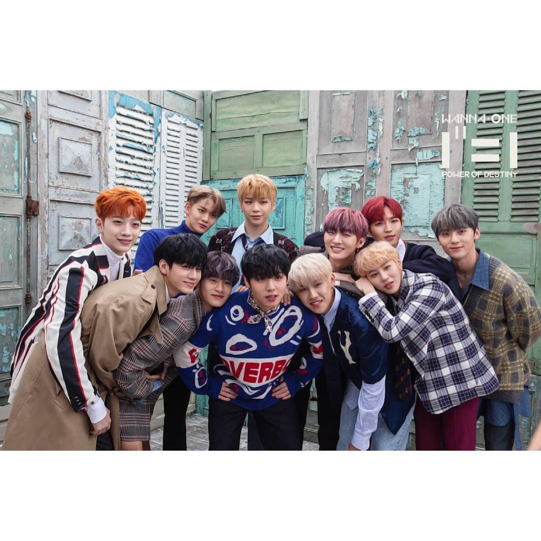 19日剛發行第一張正規專輯的 Wanna One,這張專輯也是合約到期前的最後一張專輯,成員未來動向都相當令人好奇