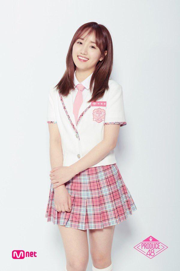 Cherry Bullet 成員名字也透過官咖公開,包含出演《Produce48》累積不少人氣的朴海允在內共10位成員!